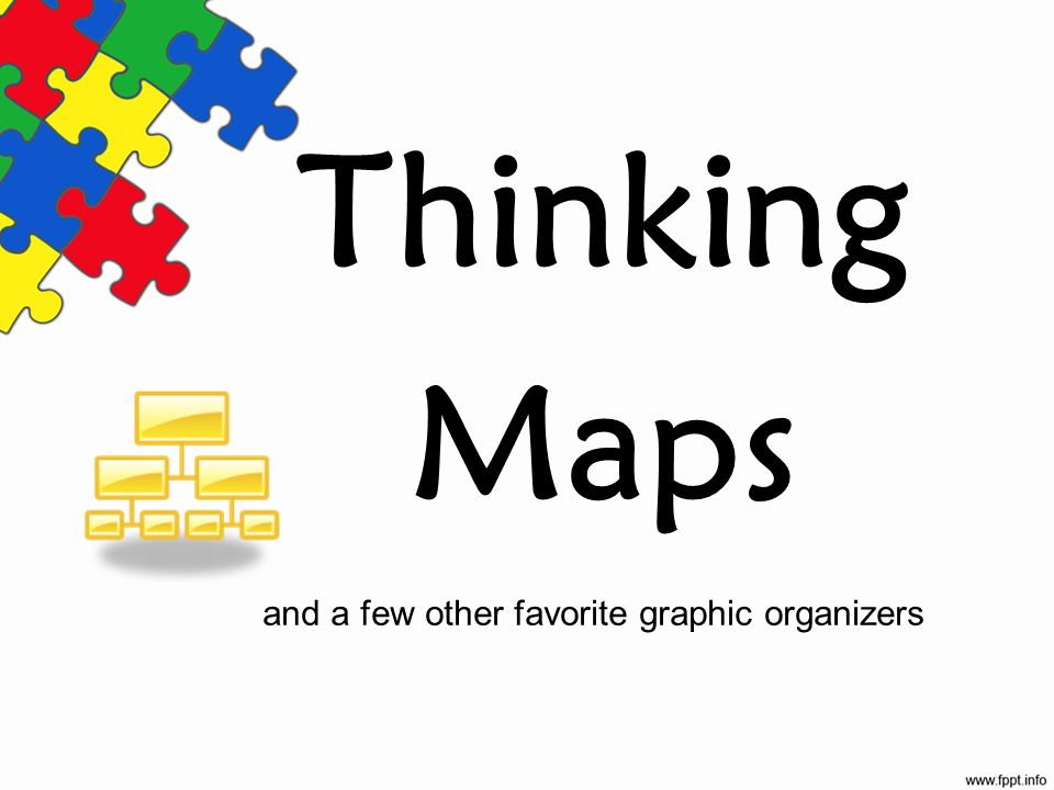 Thinking Maps and a few other favorite graphic organizers