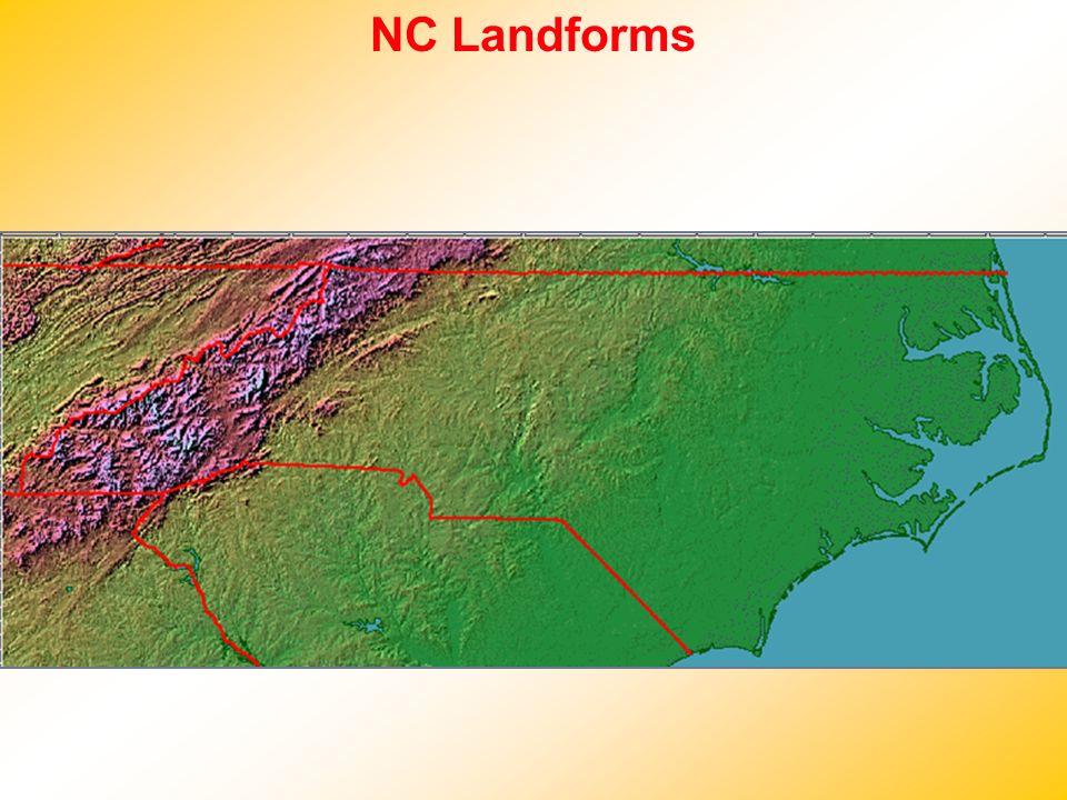 NC Landforms