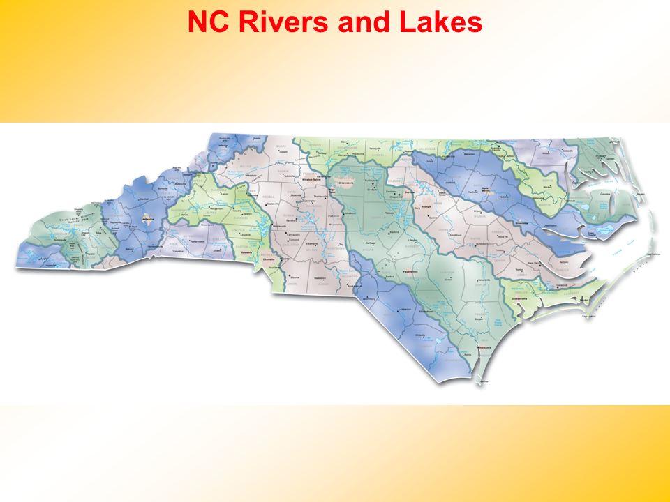 NC Rivers and Lakes