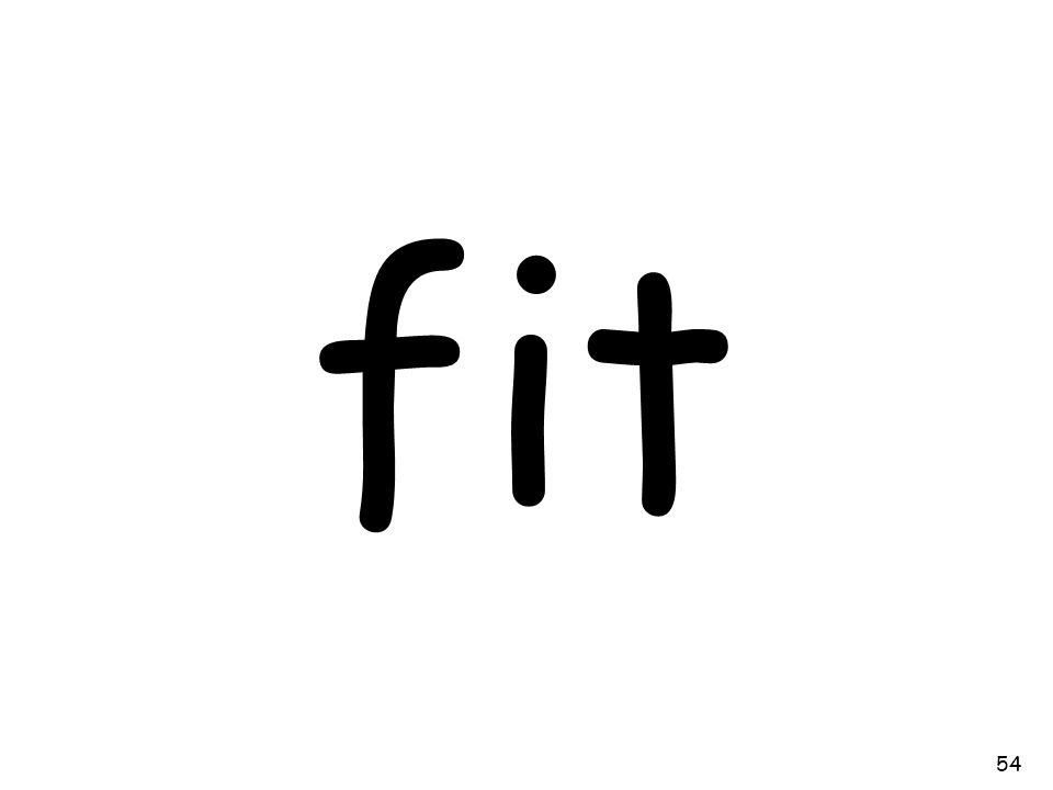 fit 54