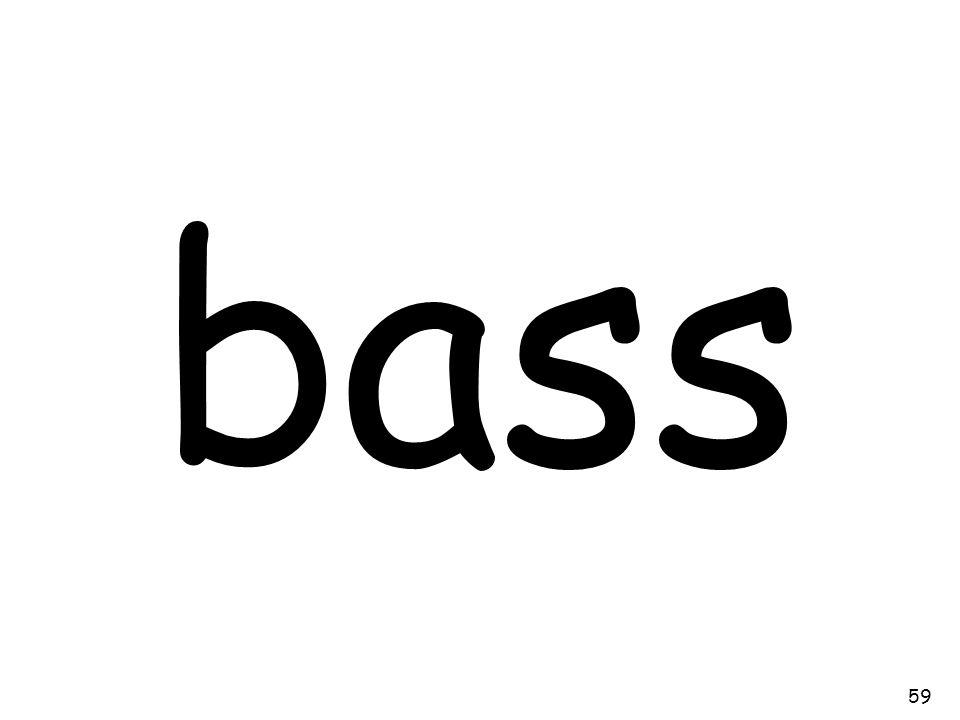bass 59