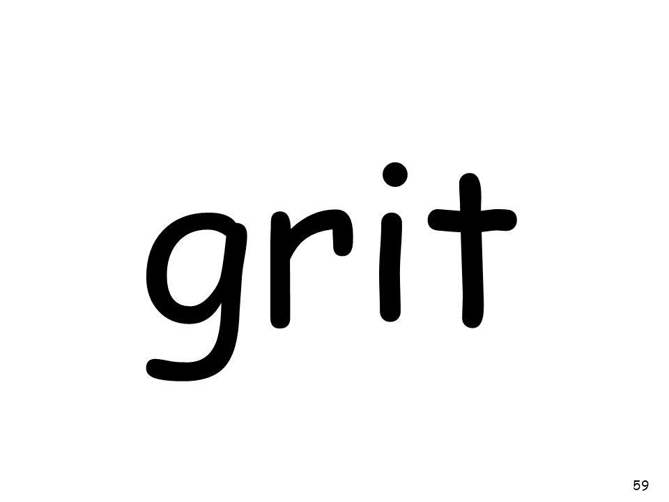 grit 59
