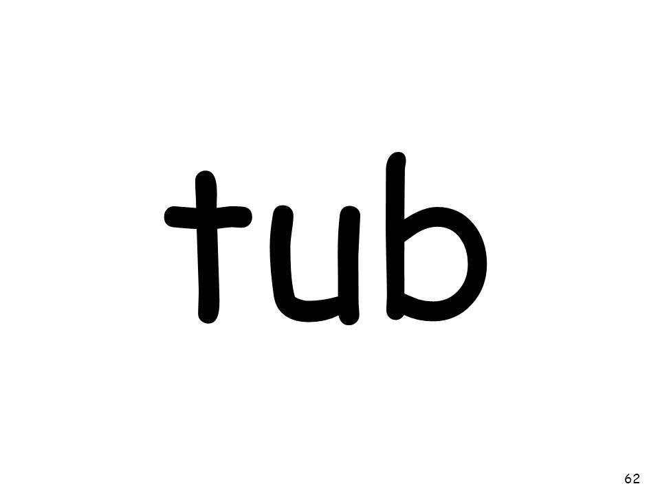 tub 62