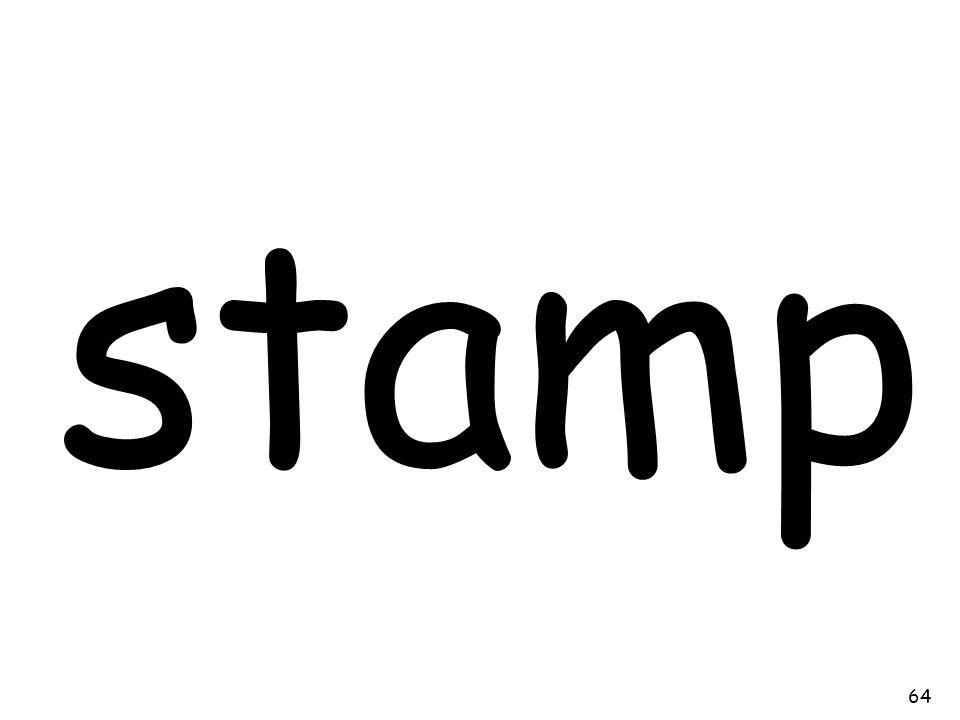 stamp 64