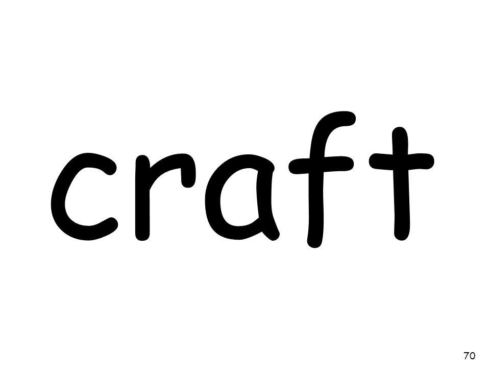 craft 70