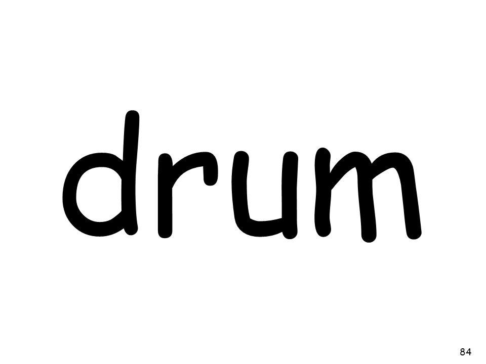 drum 84