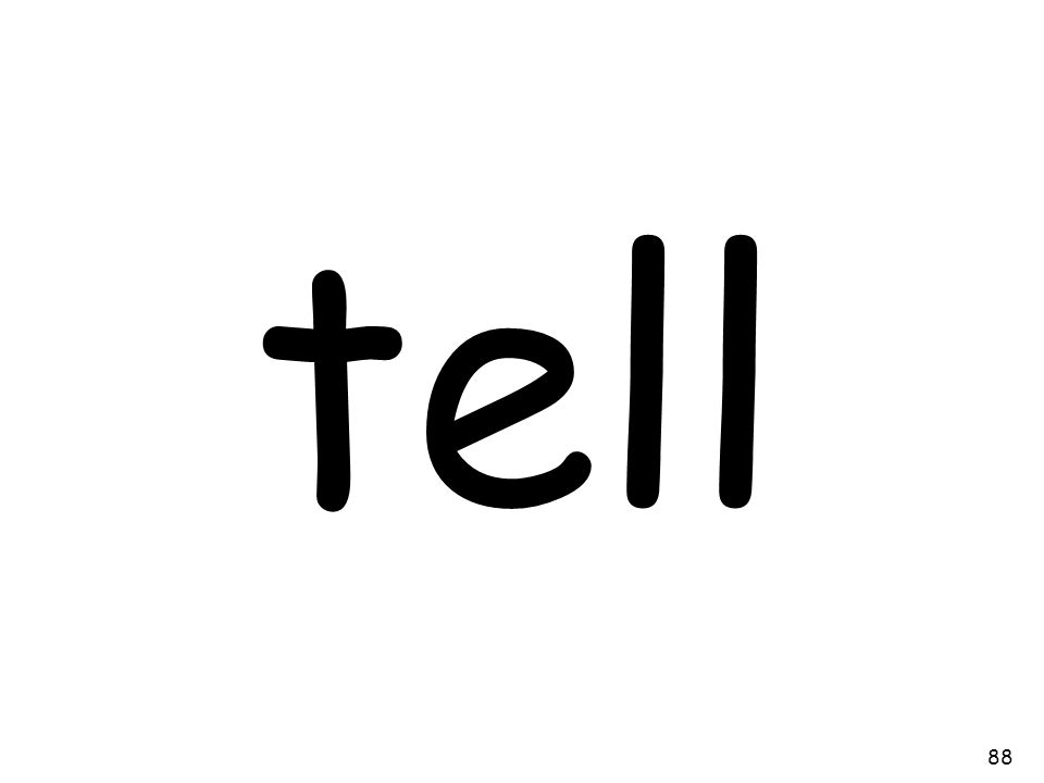 tell 88
