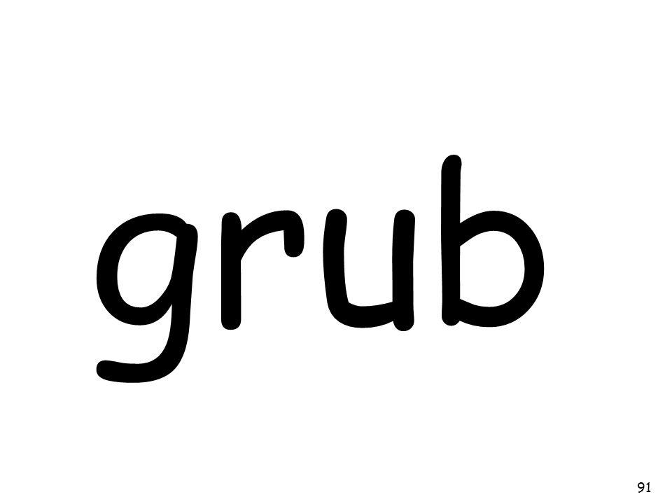 grub 91