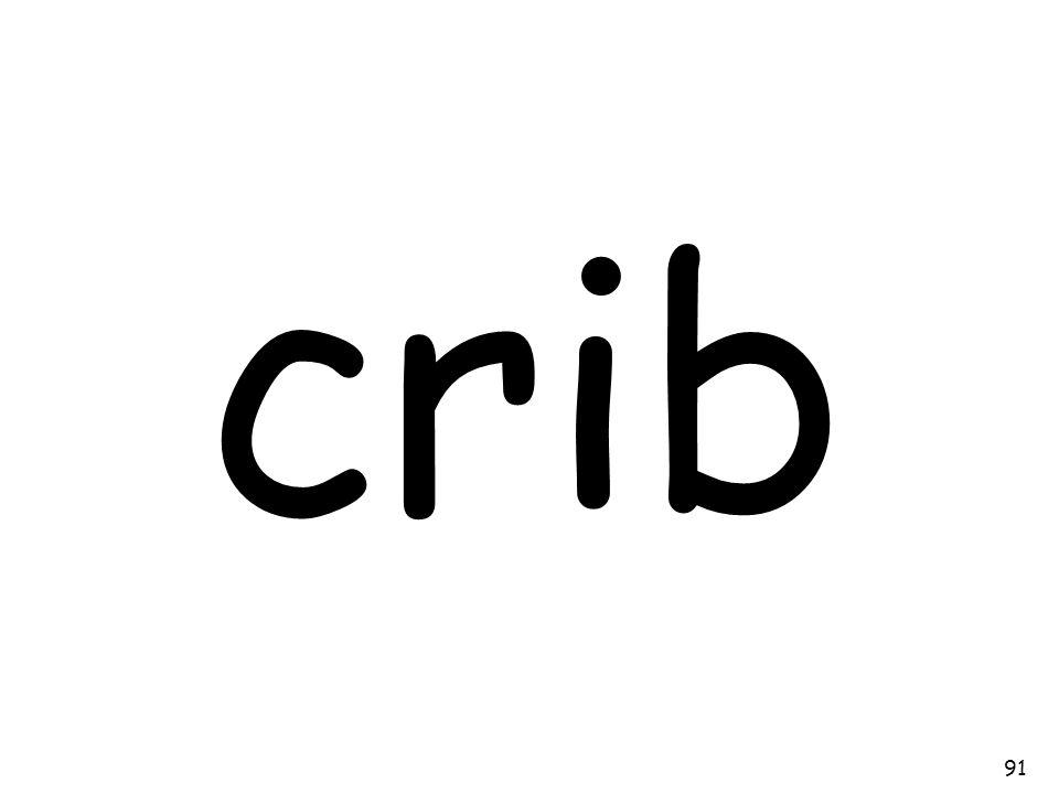 crib 91