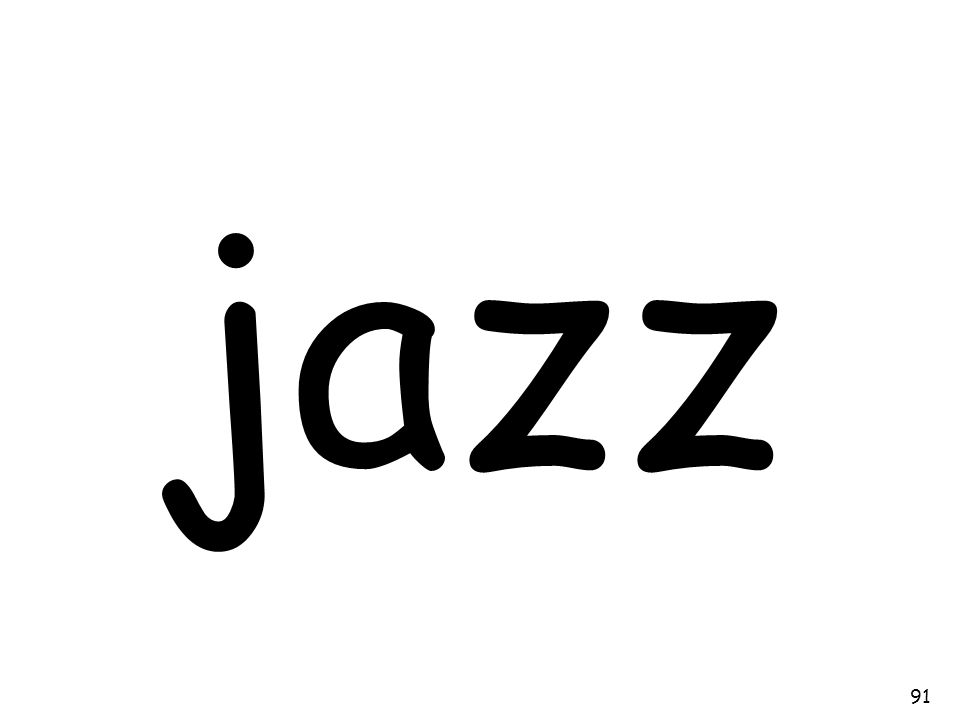 jazz 91