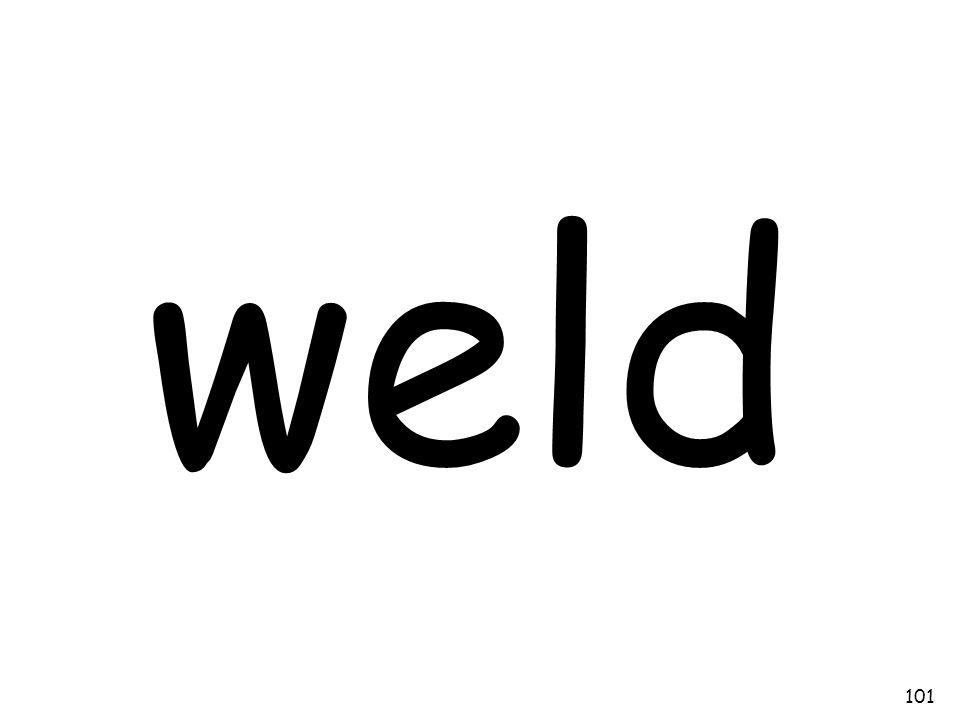 weld 101