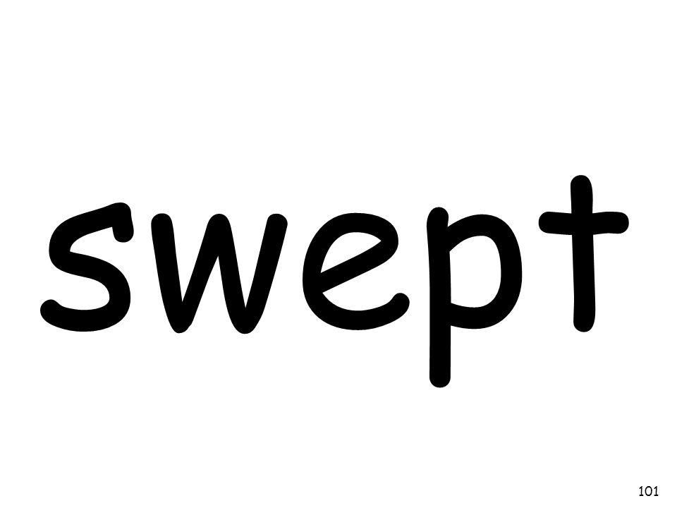 swept 101