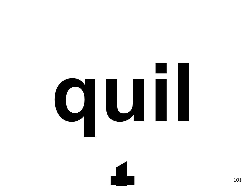 quil t 101