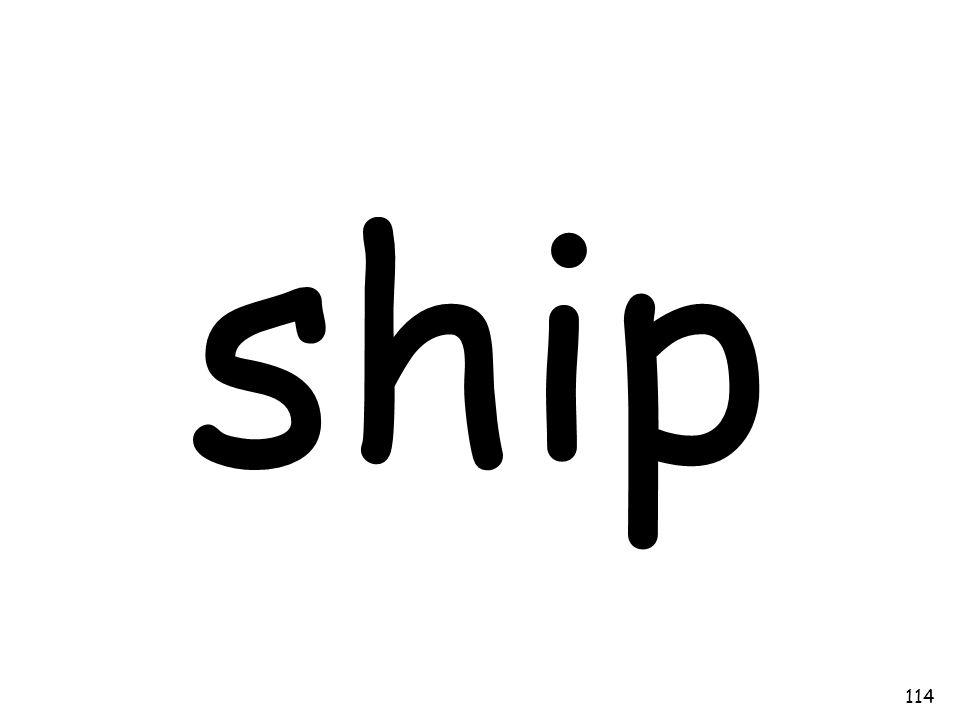 ship 114