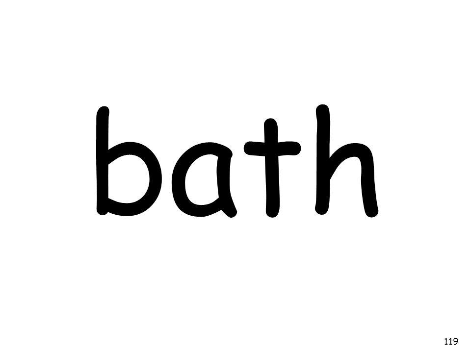 bath 119