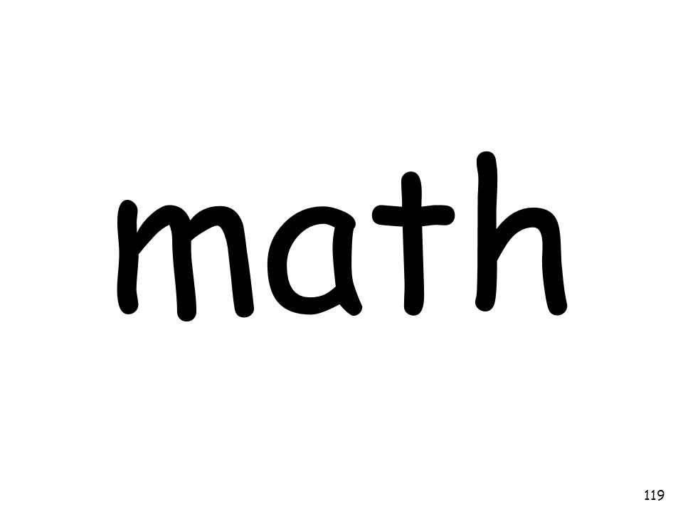 math 119