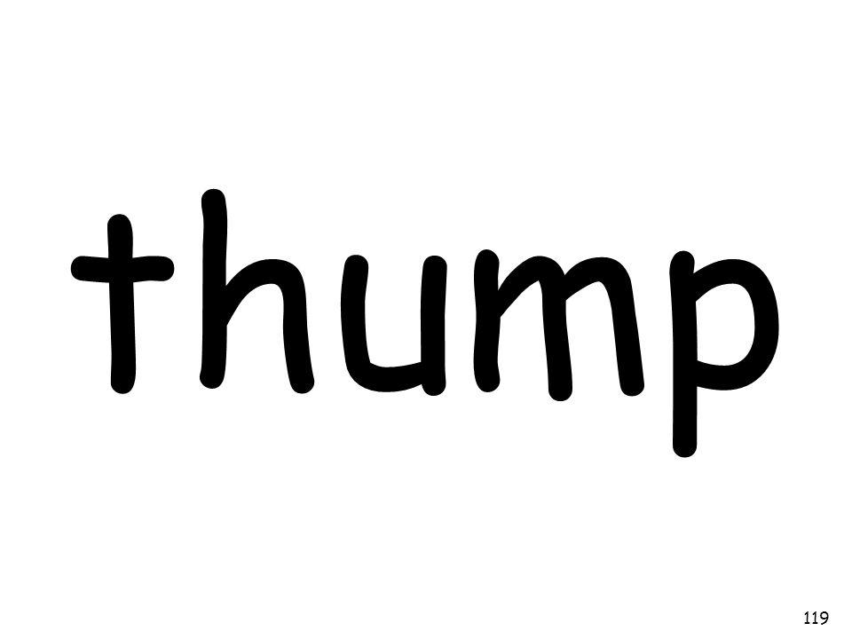 thump 119