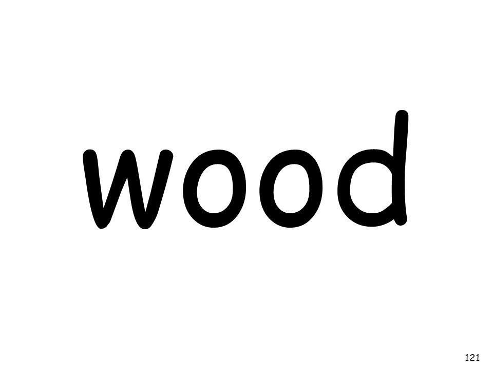 wood 121