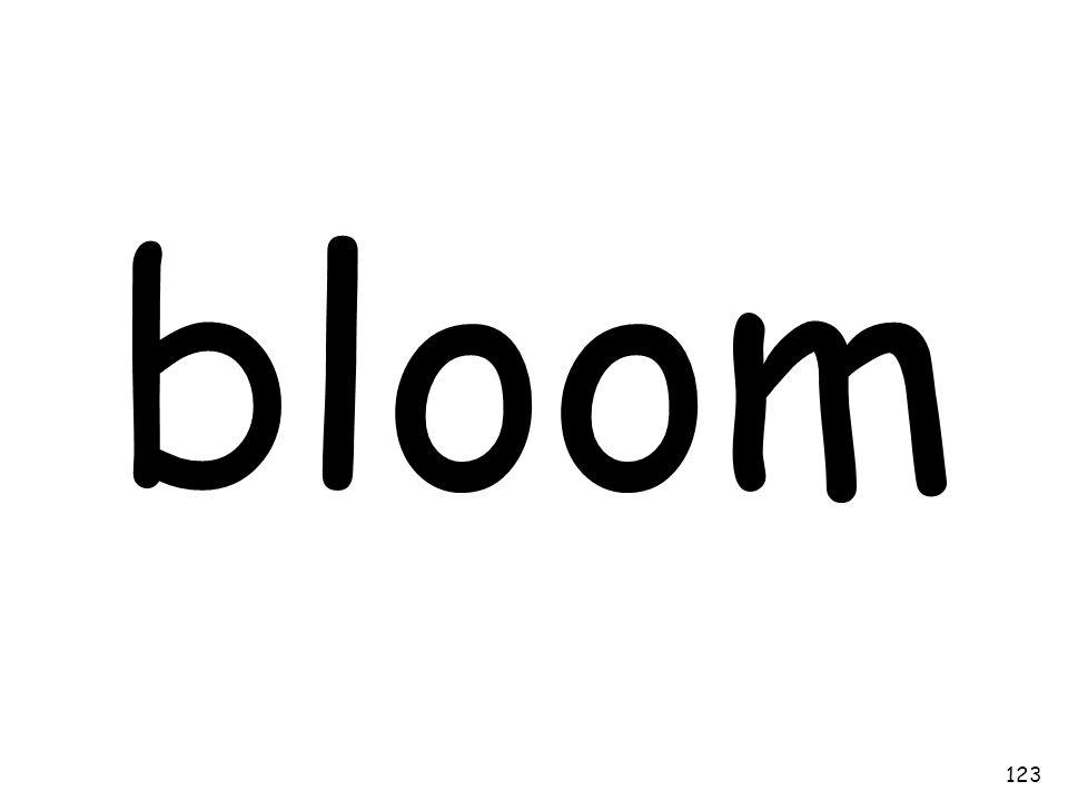 bloom 123