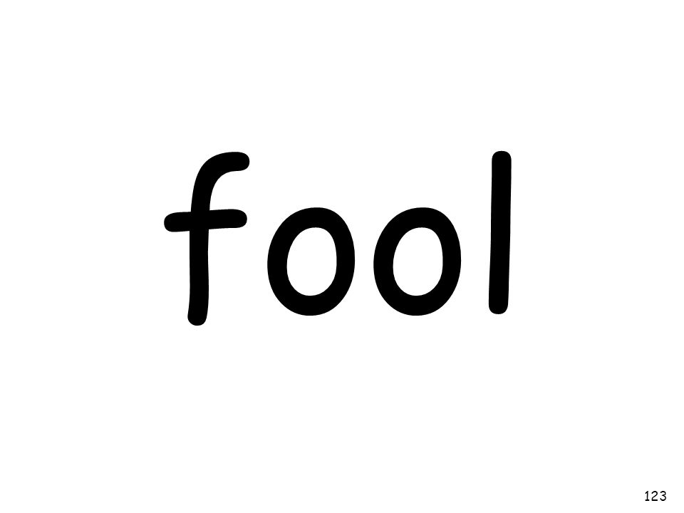 fool 123