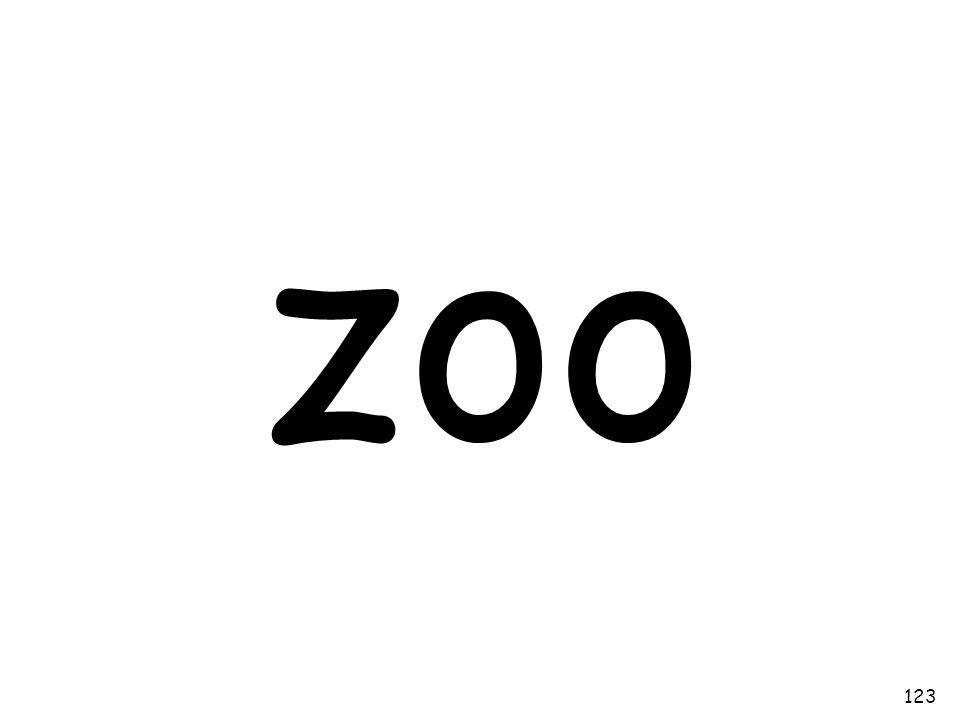zoo 123