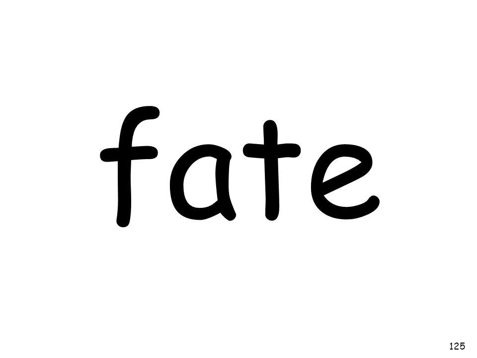fate 125