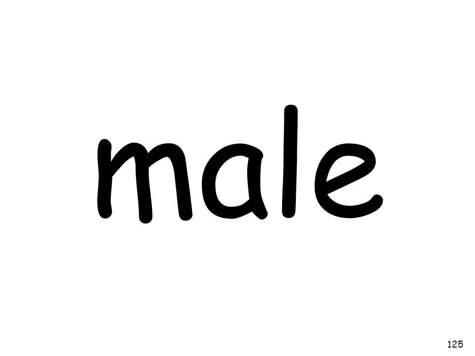 male 125