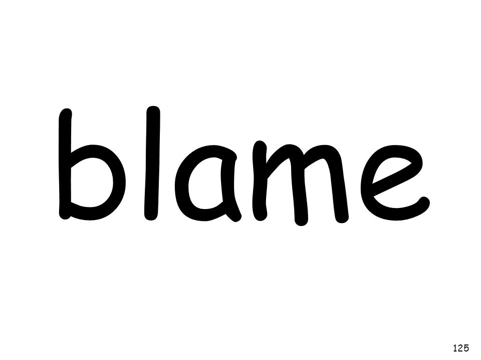 blame 125
