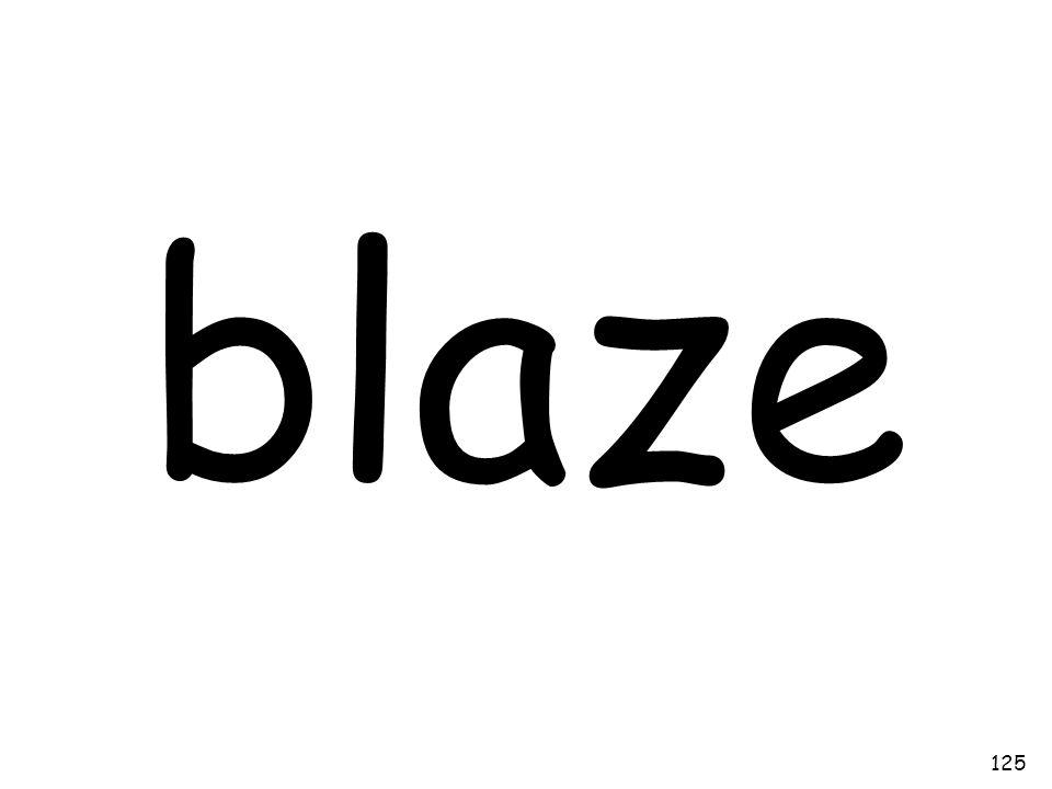blaze 125