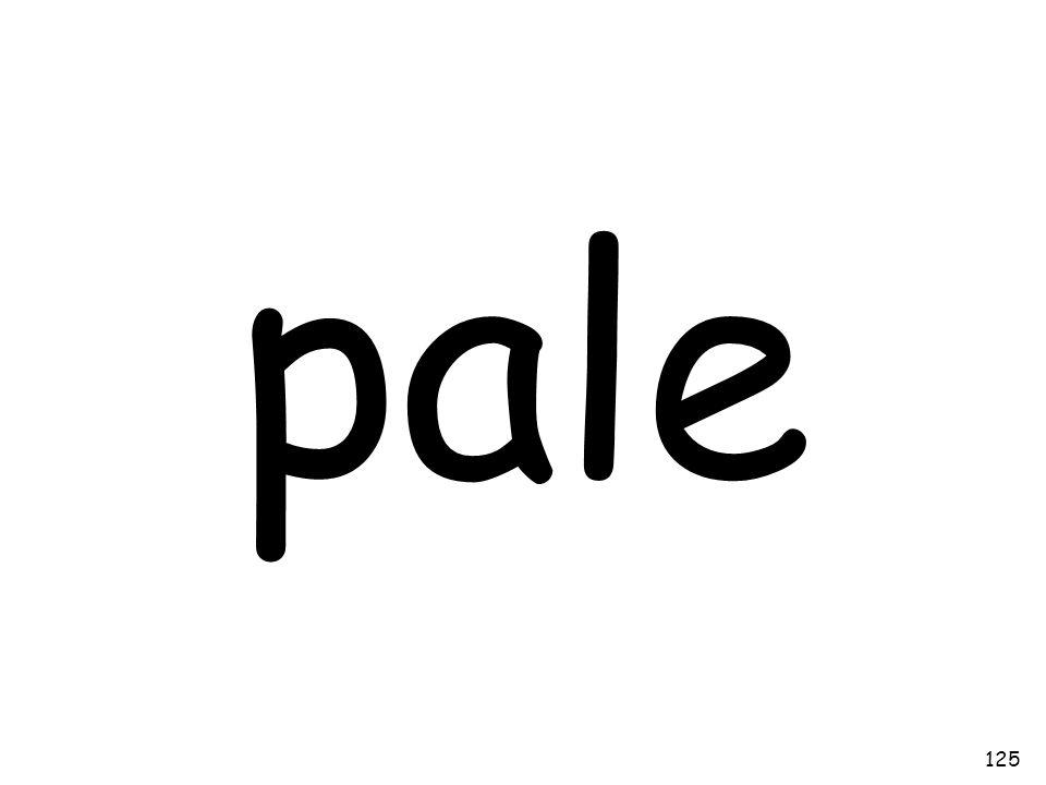 pale 125