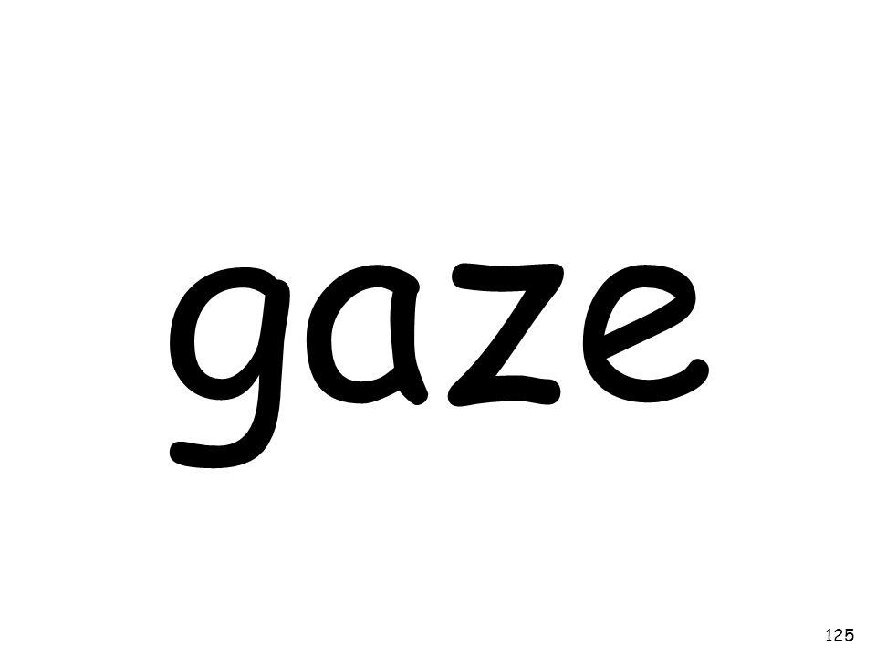 gaze 125