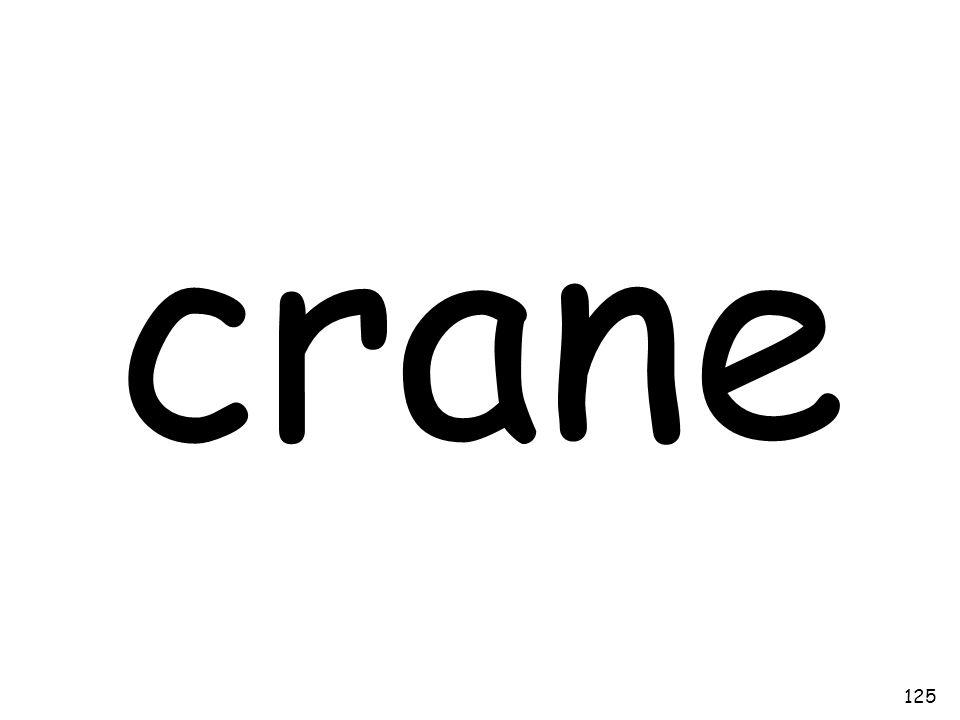 crane 125