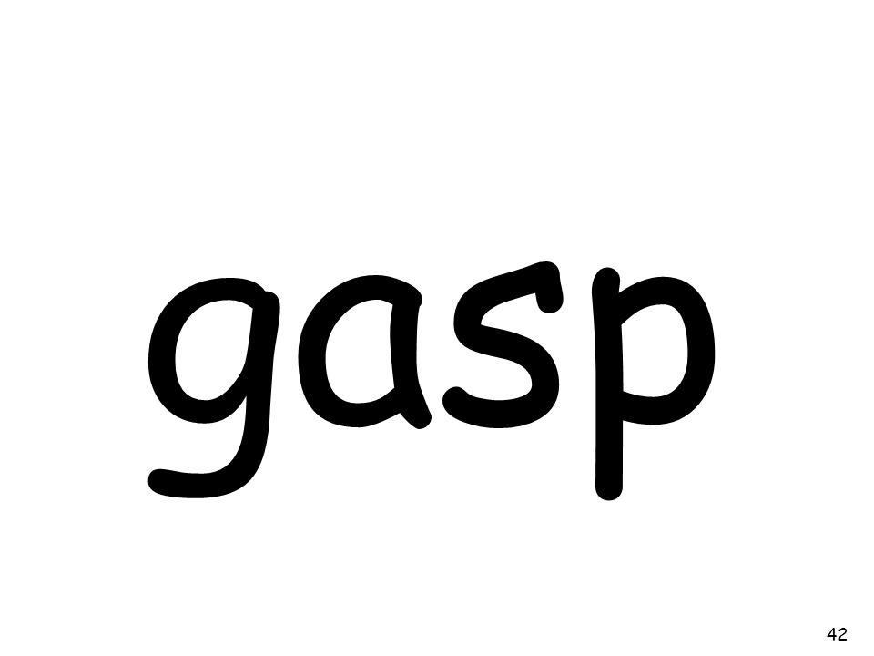 gasp 42