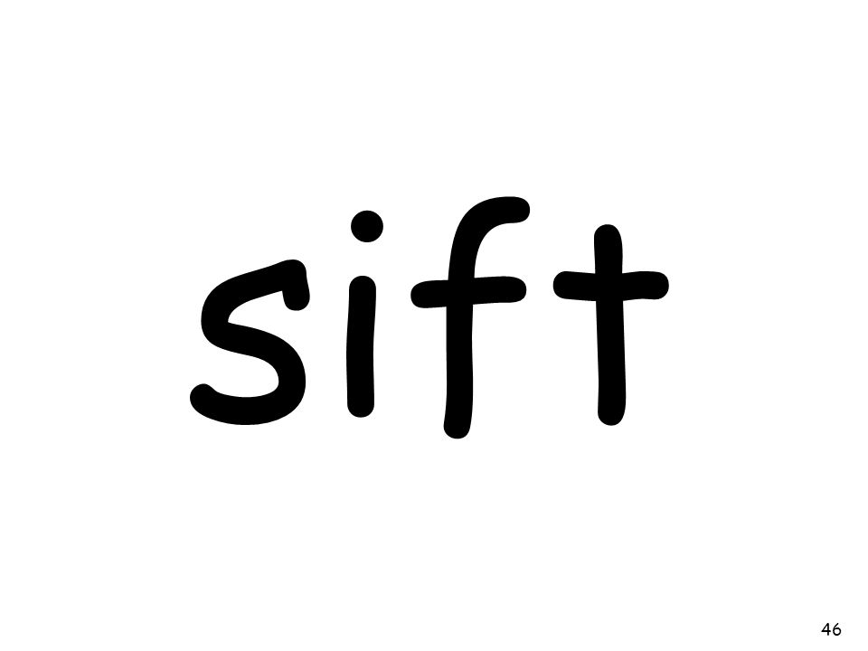 sift 46