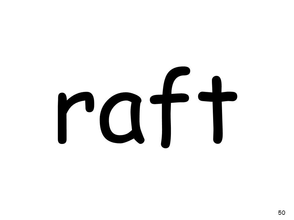 raft 50