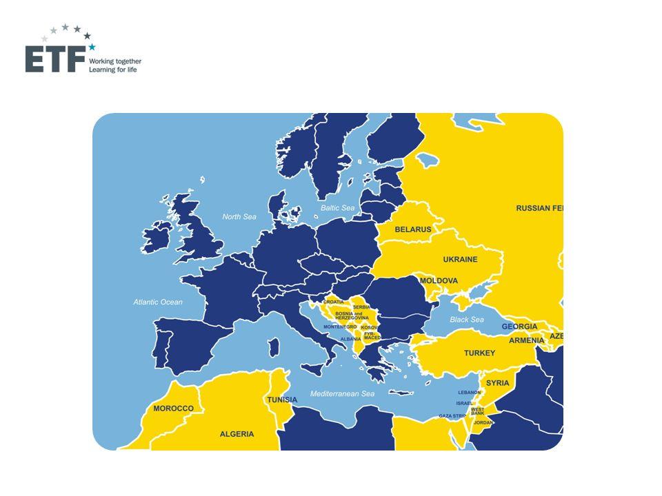 For further information Visit ETF website: www.etf.europa.eu ETF Regional Project on Social Inclusion website: http://www.etf.europa.eu/web.nsf/pages/Project_Soci al_Inclusion_EN?opendocument http://www.etf.europa.eu/web.nsf/pages/Project_Soci al_Inclusion_EN?opendocument Contact us with your feedback: lki@etf.europa.eu epe@etf.europa.eu