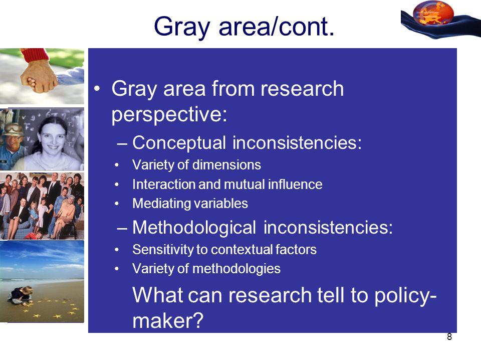 Gray area/cont.