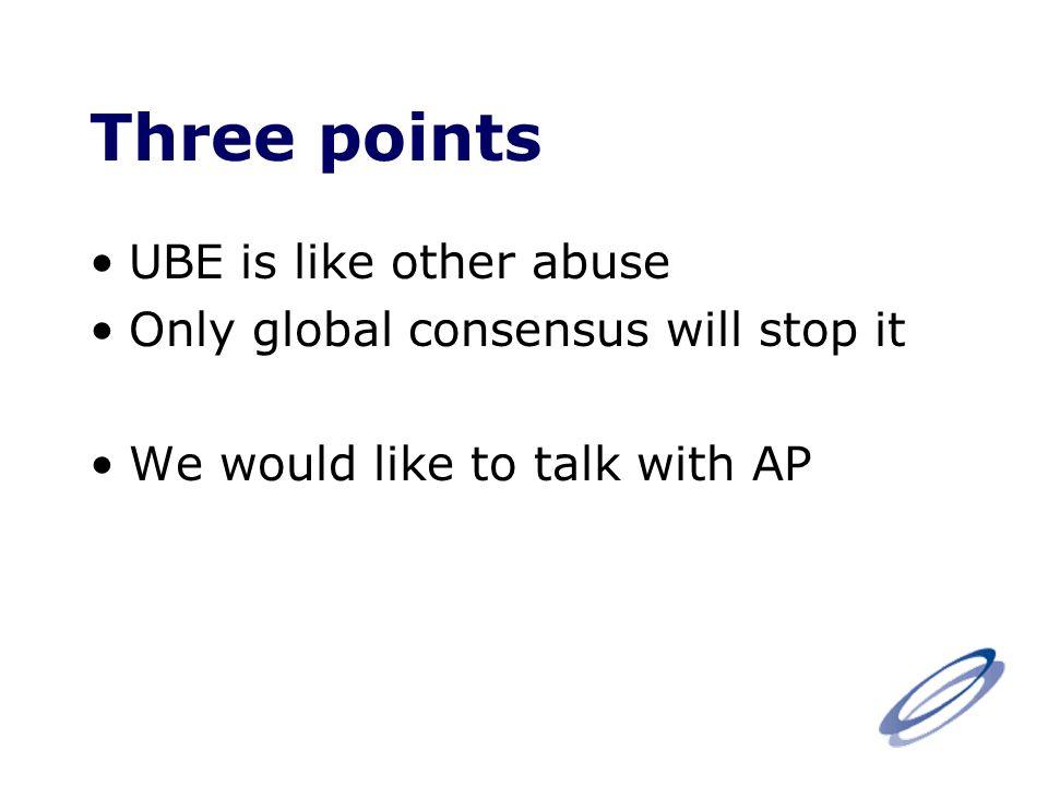 RIPE Réseaux IP Européens Anti-spam Working Group WG chair