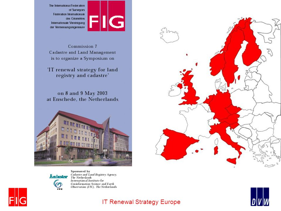 IT Renewal Strategy Europe
