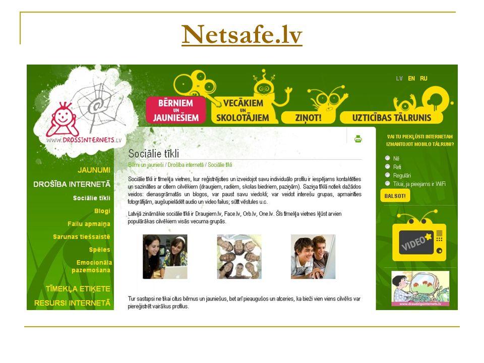 Netsafe.lv