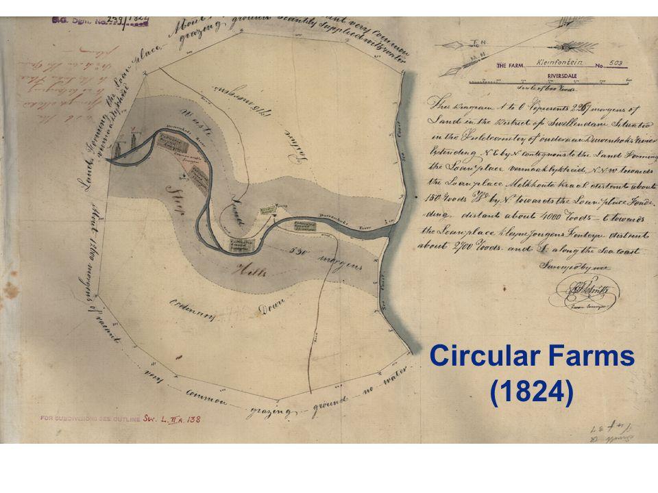 Circular Farms (1824)