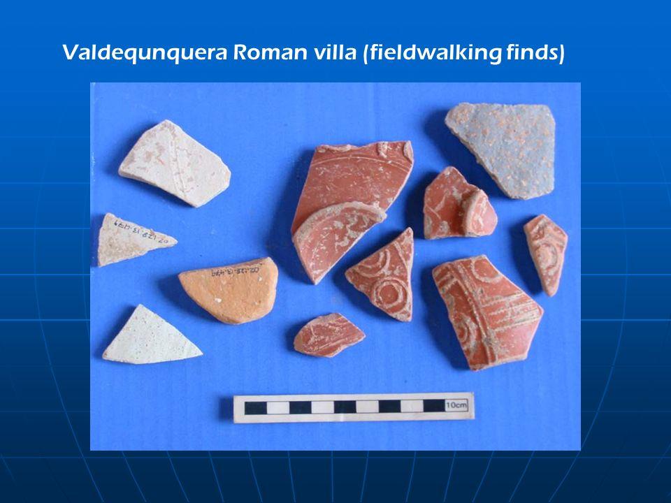Valdequnquera Roman villa