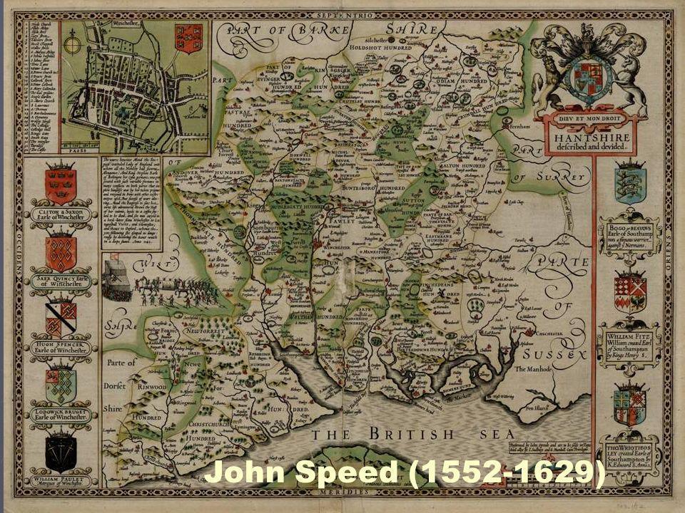 John Speed (1552-1629)