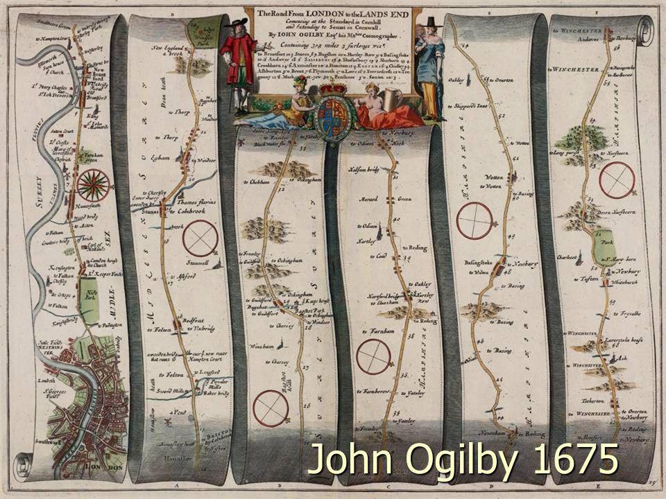 John Ogilby 1675
