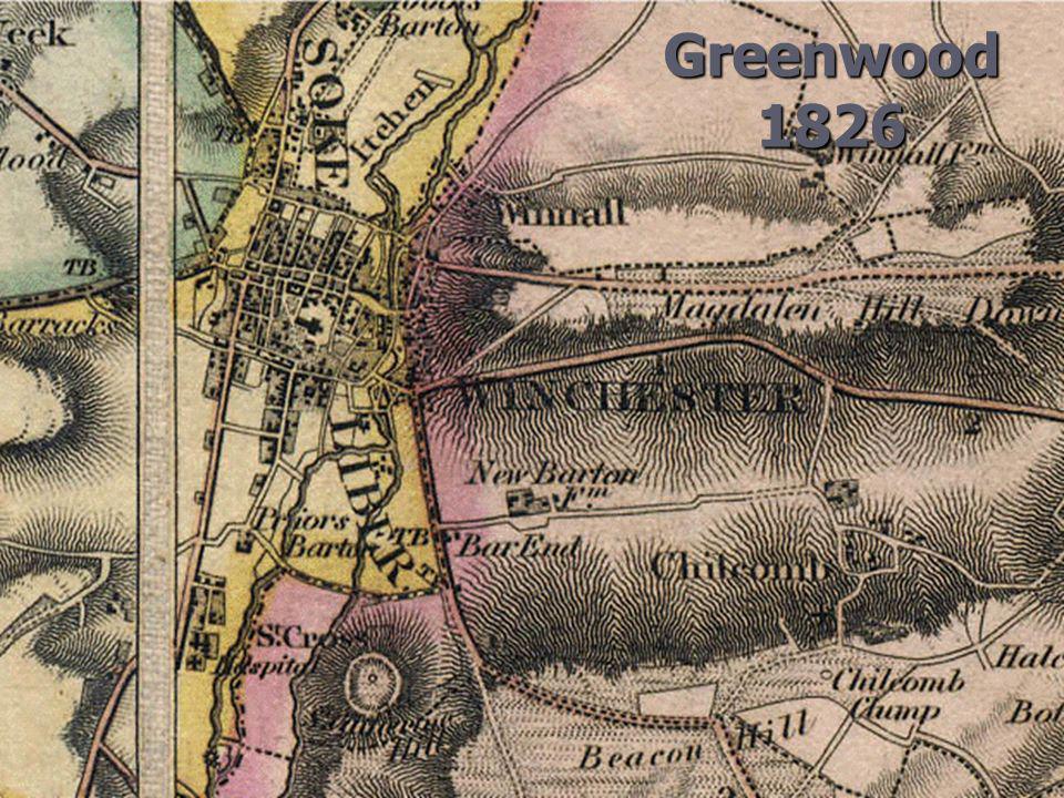 Greenwood 1826