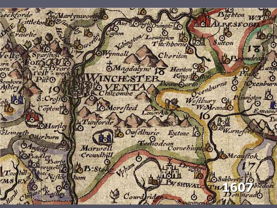 John Norden (born c.1540) 1595 1607