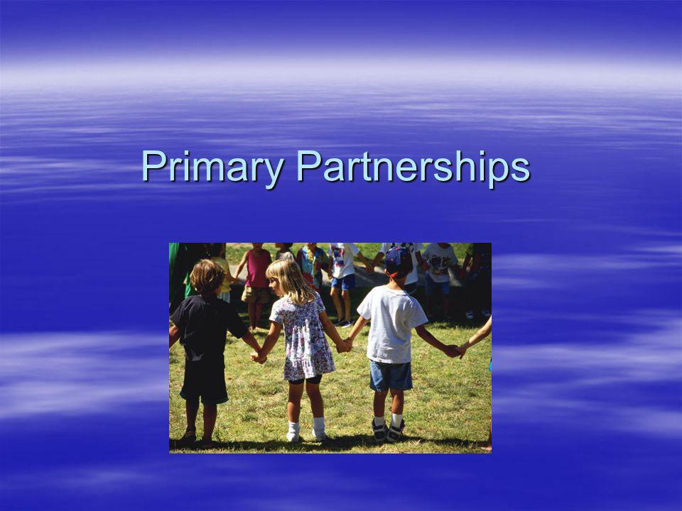 Primary Partnerships