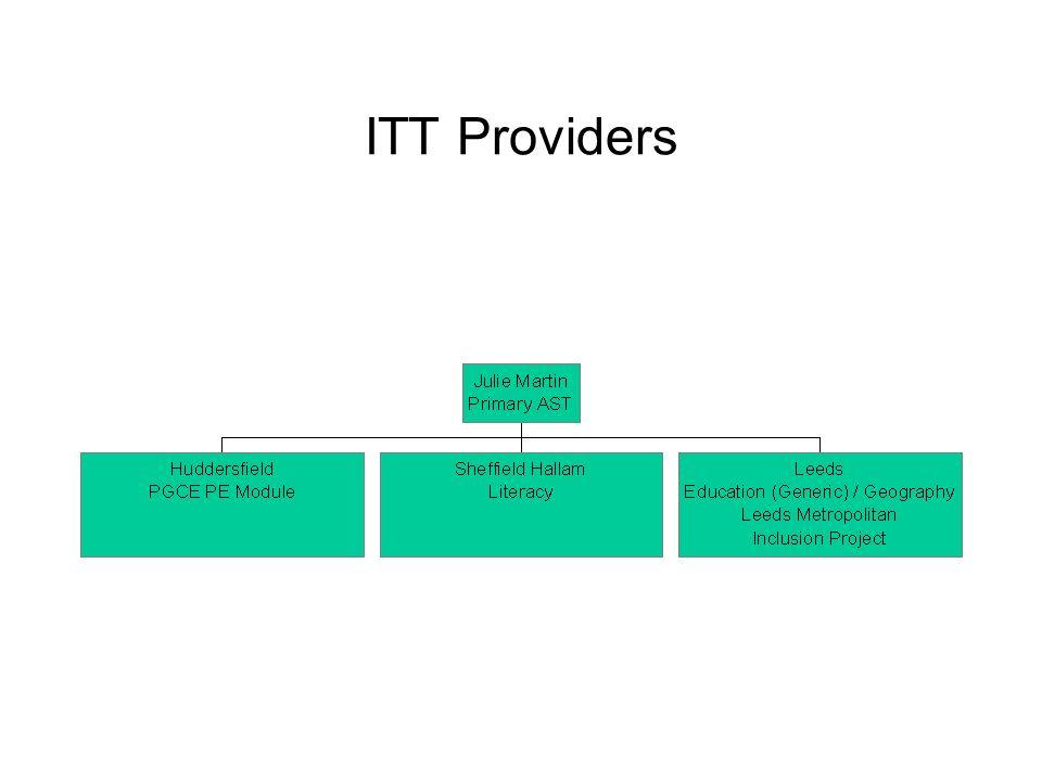 ITT Providers
