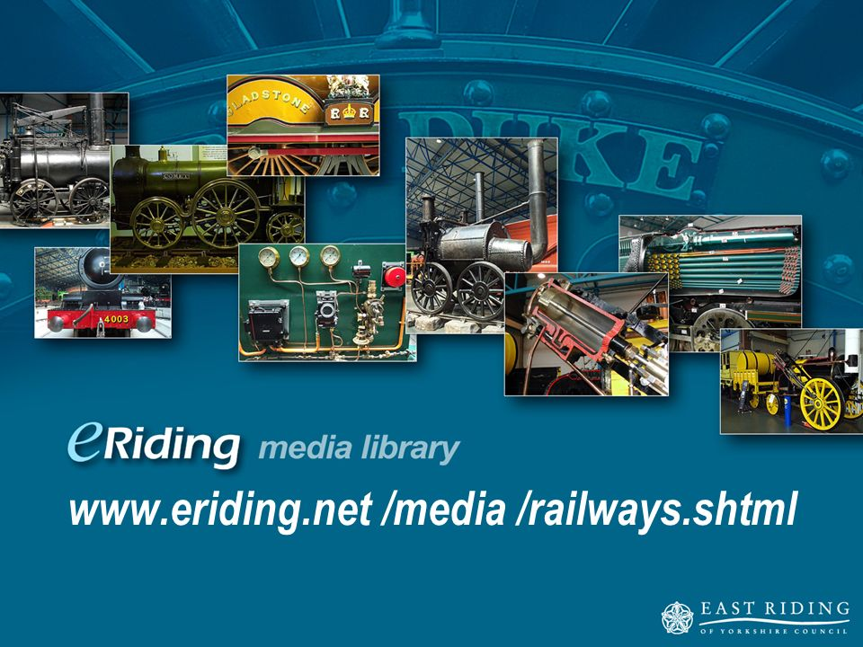 www.eriding.net /media /railways.shtml