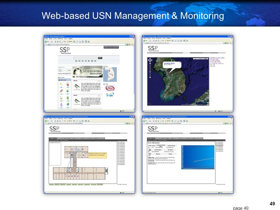 48 Management with Commercial SNMP NMS System page 48